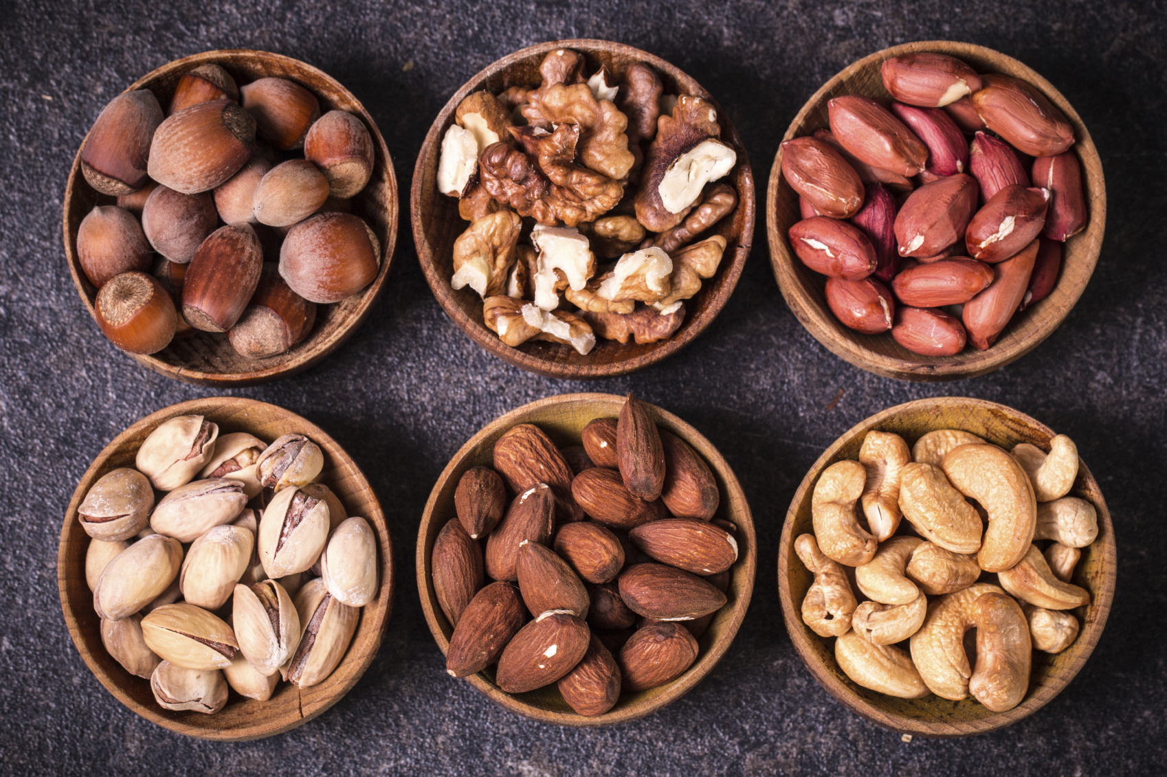 Nuts & seeds: Crack open the benefits