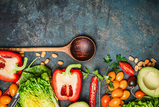 New research suggests vegan diets could feed the world and save the planet
