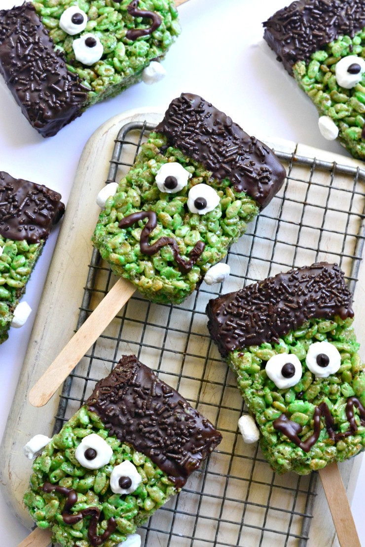 frankenstein-rice-krispie-treats-what-a-cute-idea-for-halloween-740x1110