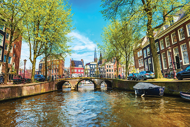 A vegans guide to… Amsterdam