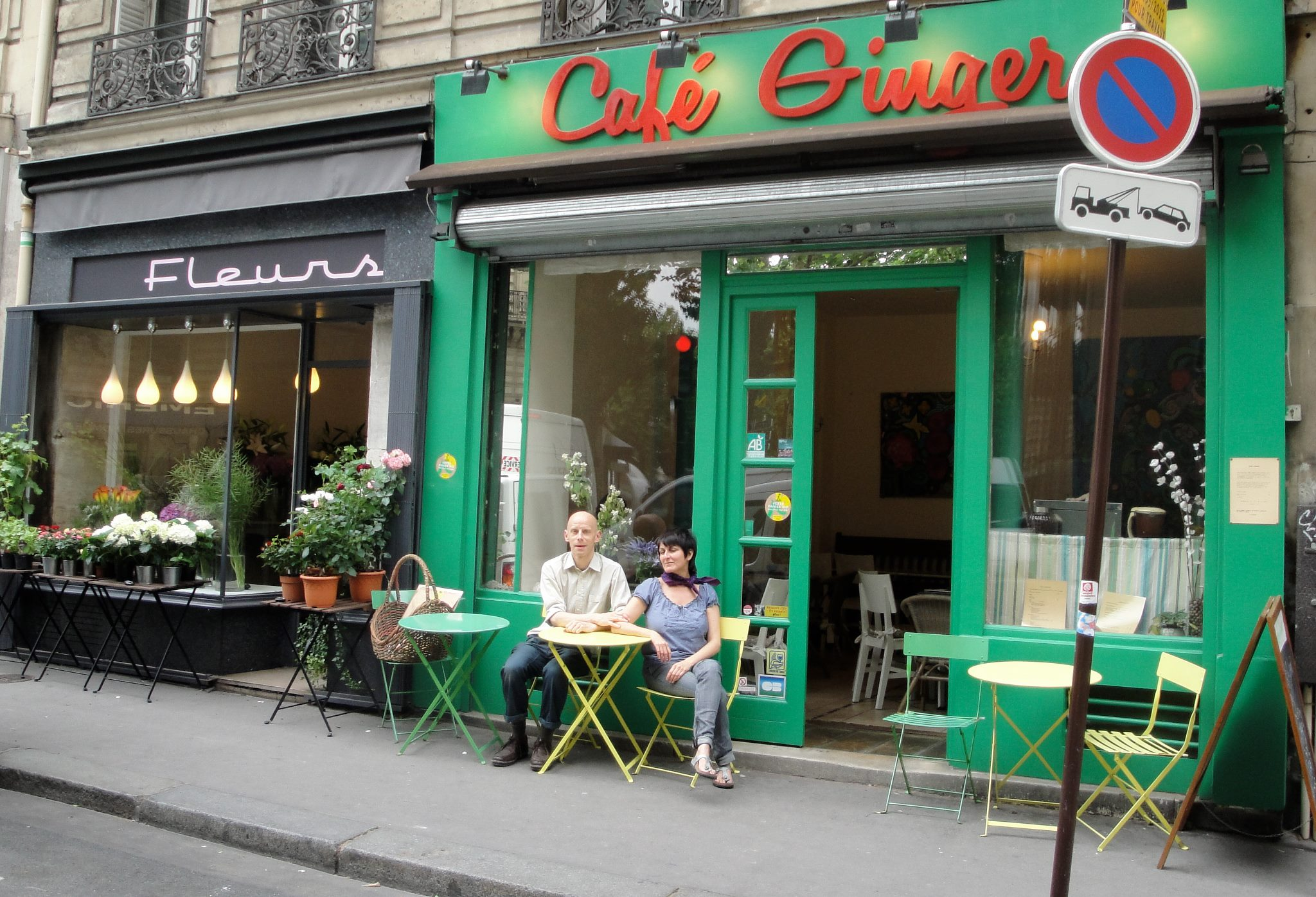 vegan Paris guide