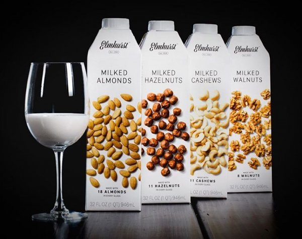 Dairy company quits dairy after 90 years to produce plant-based milks instead