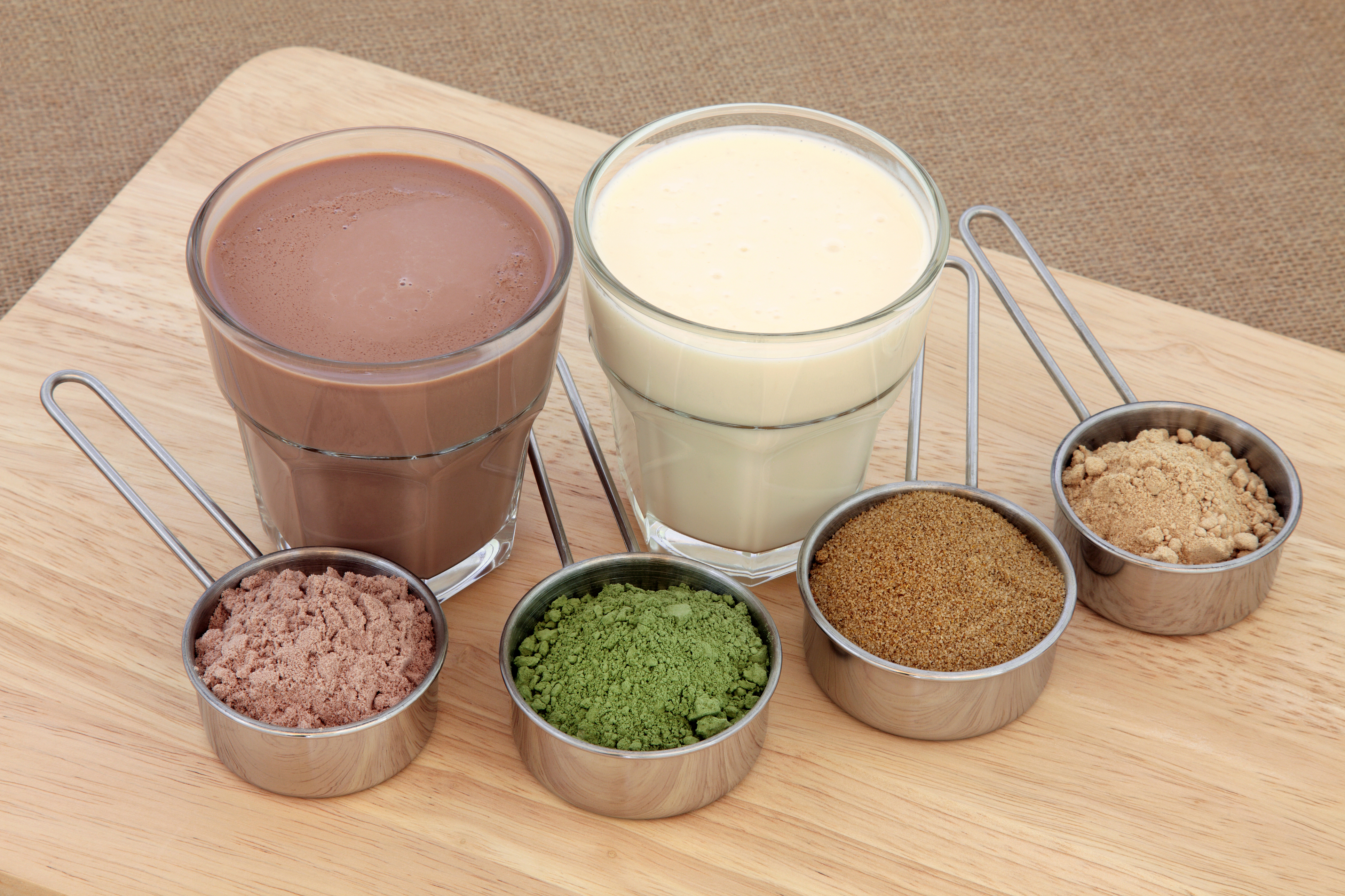 Powdered powerhouses: Choosing your ideal plant-based protein powder