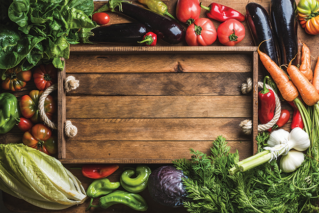 How to make the most of your veg box and cut down on your food waste