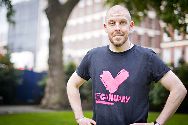 Veganuary's proof-reader goes vegan after reading their new book