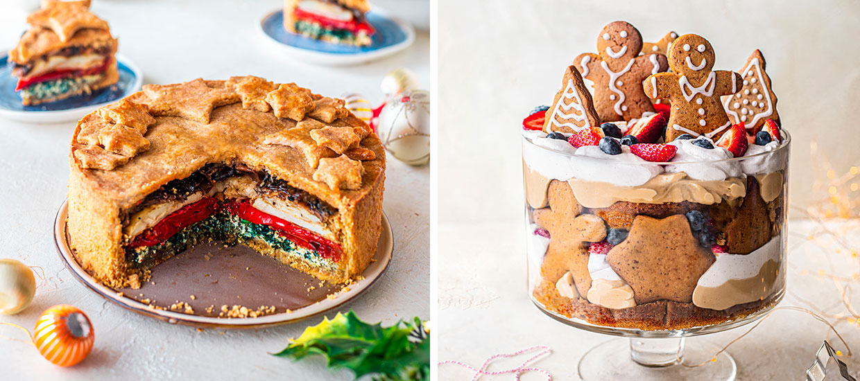 48 vegan Christmas recipes for the perfect meat-free Christmas dinner