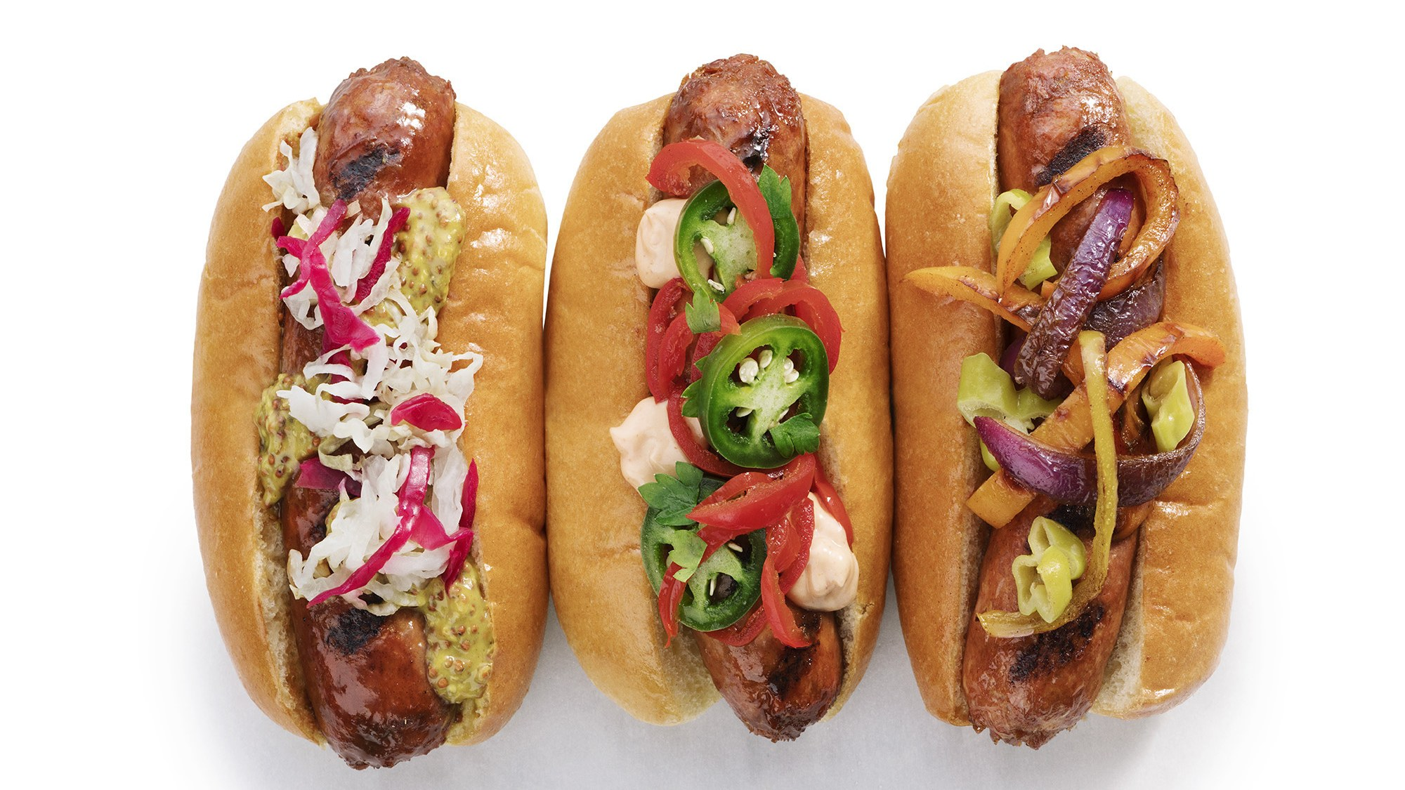 Beyond Meat are launching a new plant-based sausage
