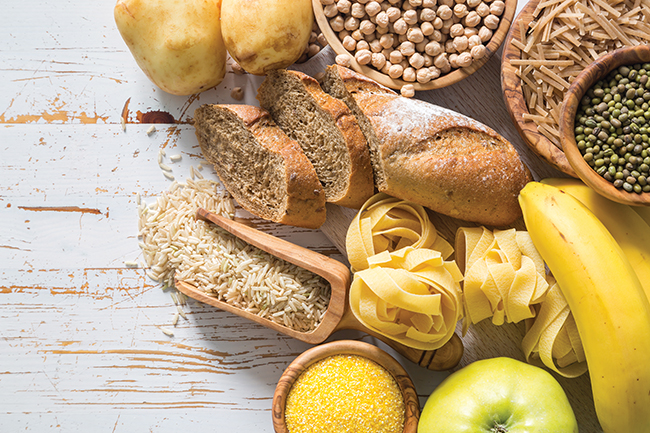 Keep calm and eat your carbs: Why your body needs carbohydrates