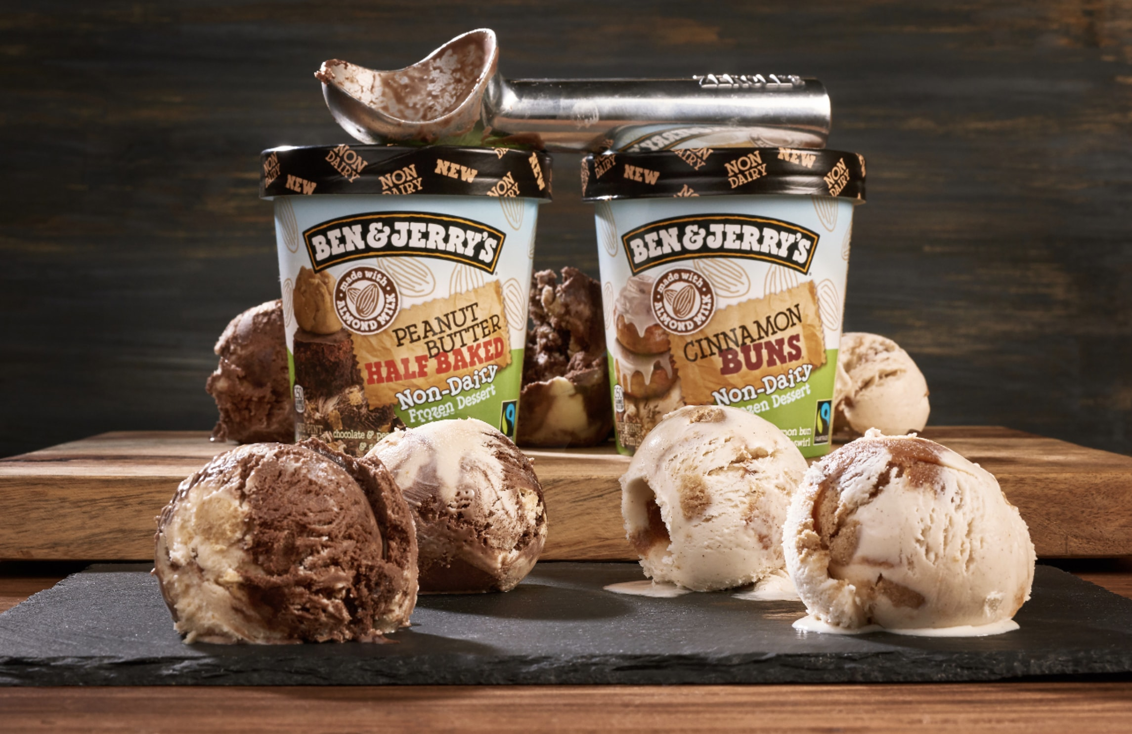 ben & jerry's vegan ice-cream