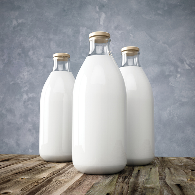 does quitting dairy improve acne