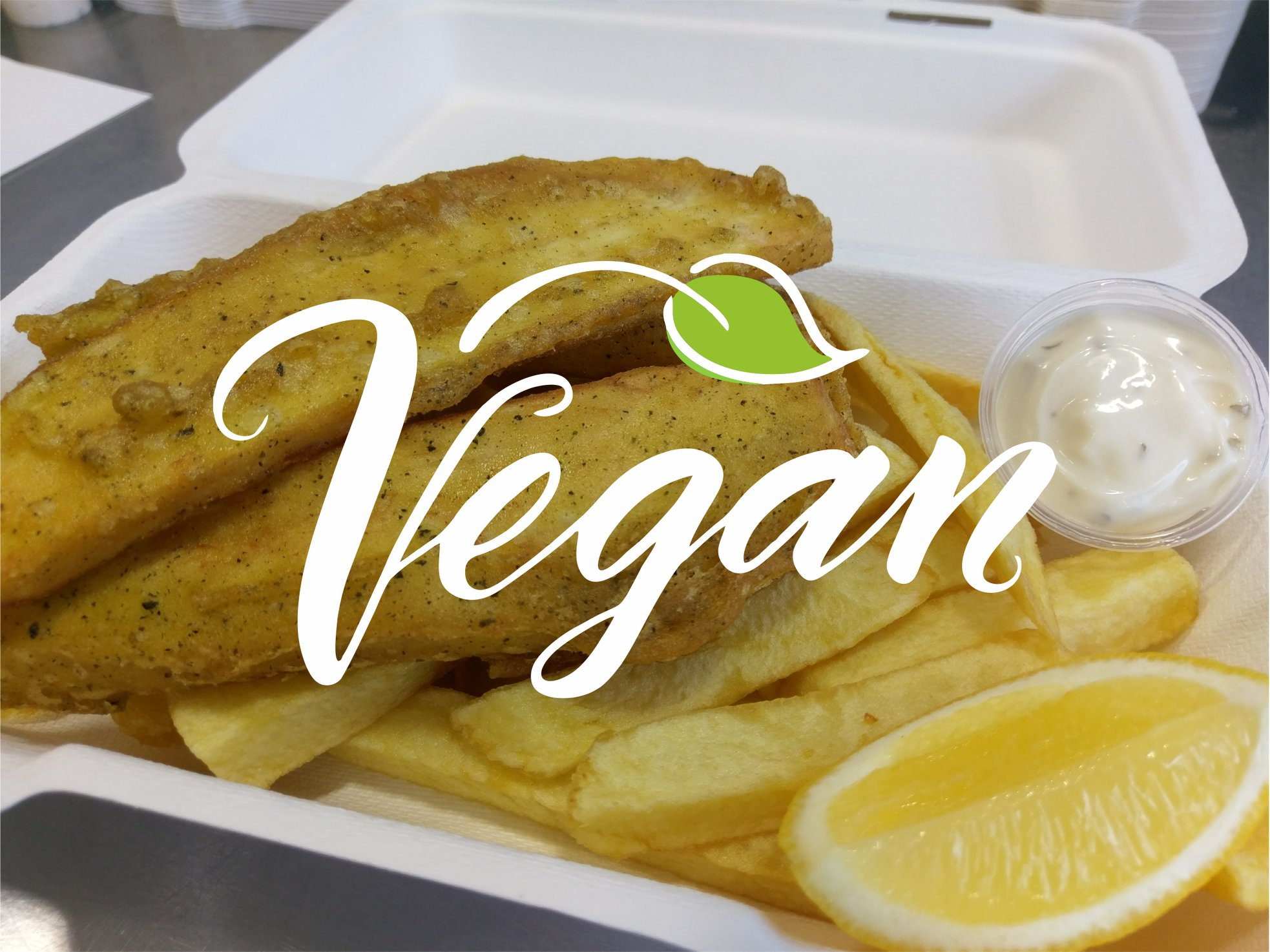 vegan fish and chips scotland