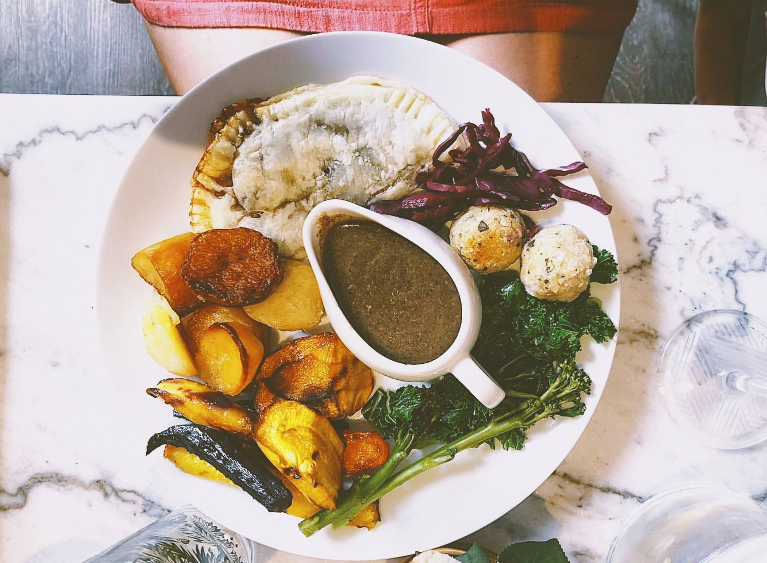 UK's largest vegan restaurant