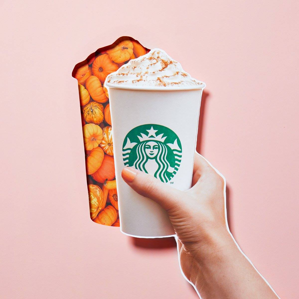 starbucks vegan pumpkin spiced latte