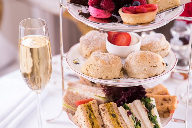 14 of the best vegan afternoon teas in the UK
