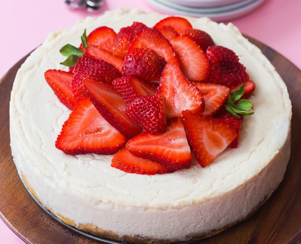 20 of the most delicious vegan cheesecakes that you have to try