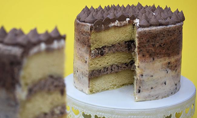 vegan cookies n cream cake recipe