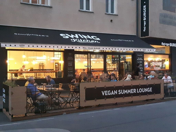 Swing Kitchen, Vienna