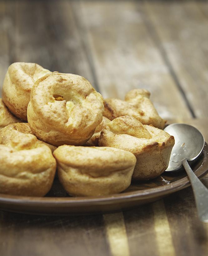 the best vegan Yorkshire pudding recipe