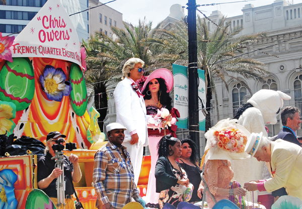 Parade New Orleans