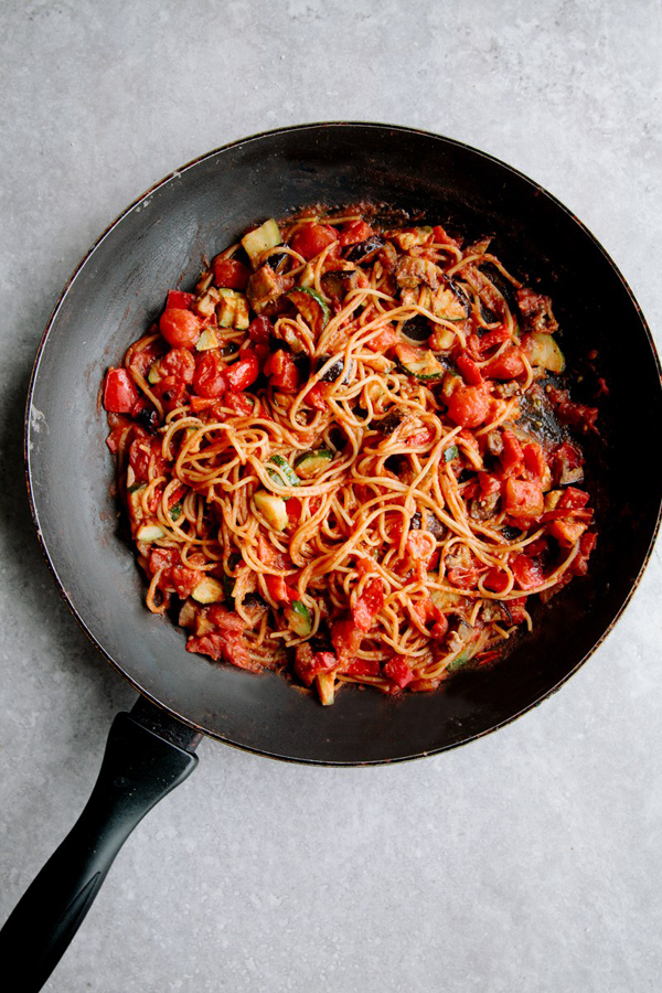 ratatouille one-pot meal