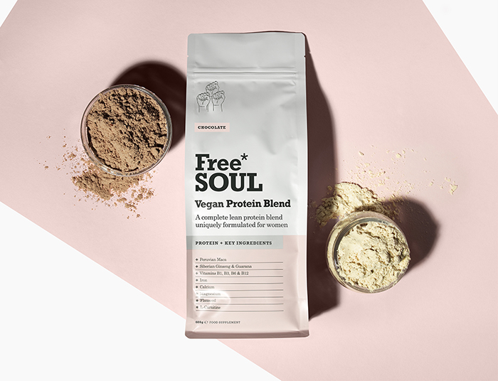 free soul vegan protein supplements