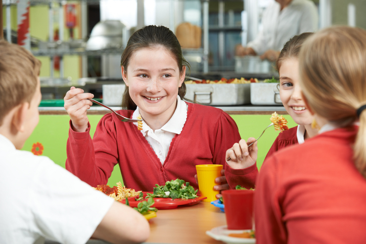 french schools serve meat-free meals