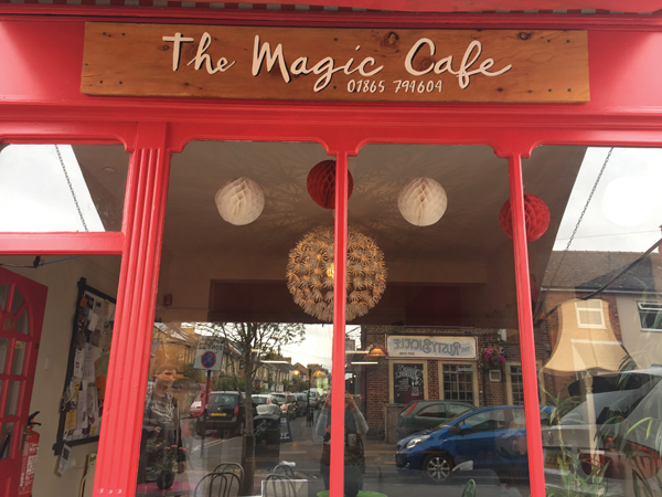 The Magic Cafe Oxford