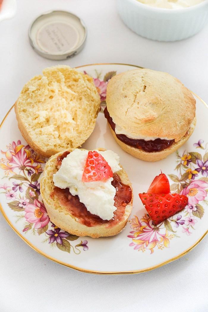 Vegan and gluten-free baking recipes