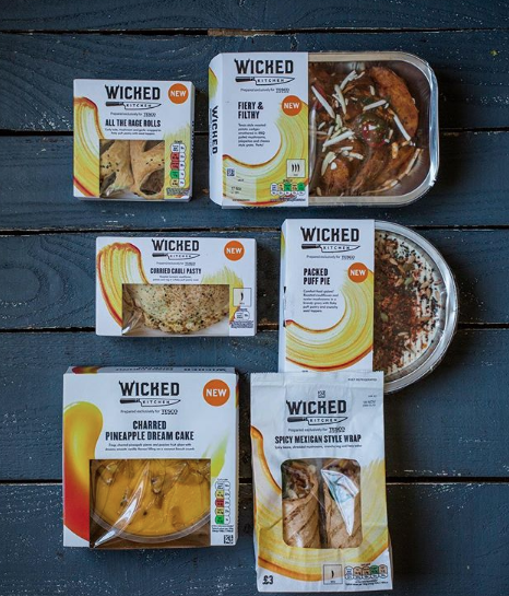 wicked kitchen new products
