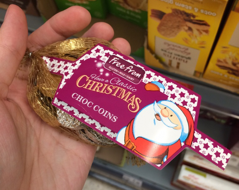vegan christmas products