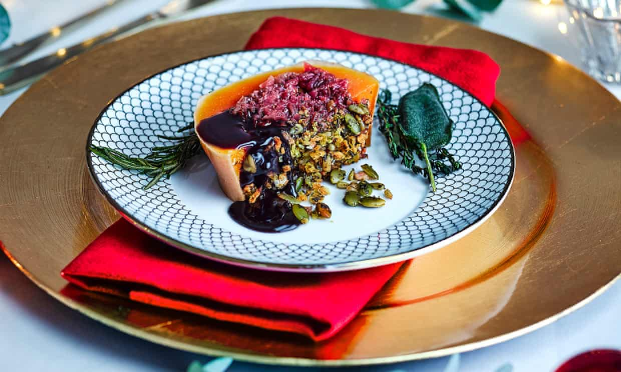 one in 12 people will eat vegan christmas lunch