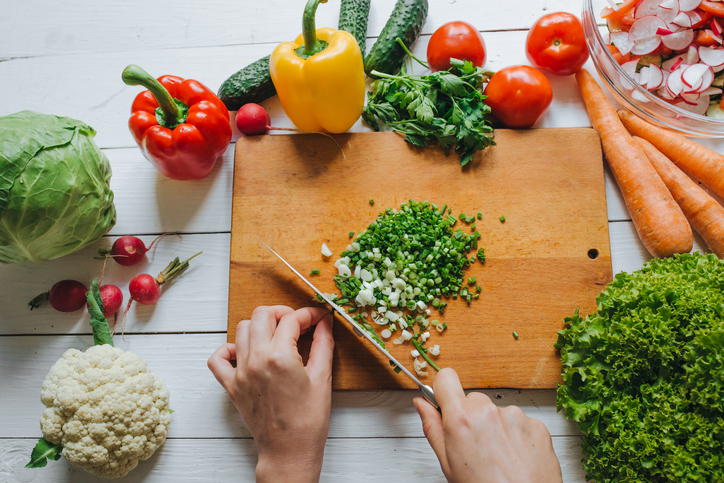 advice for cooking vegan food