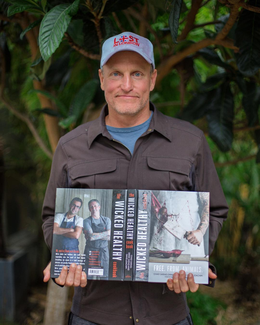 woody harrelson wicked healthy world
