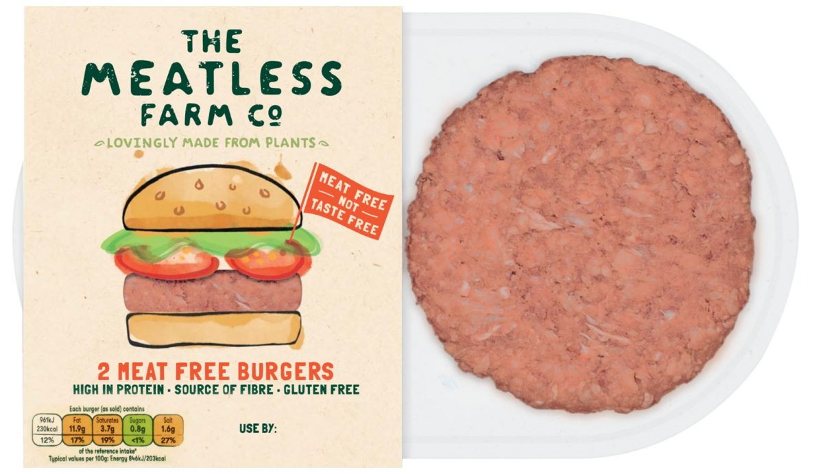 wetherspoons vegan burger