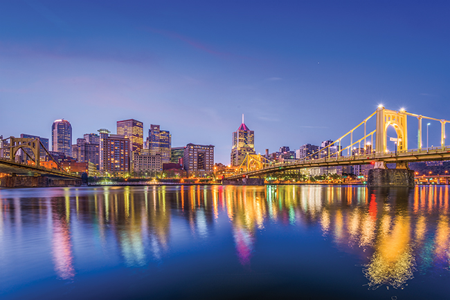 A vegan's guide to… Pittsburgh