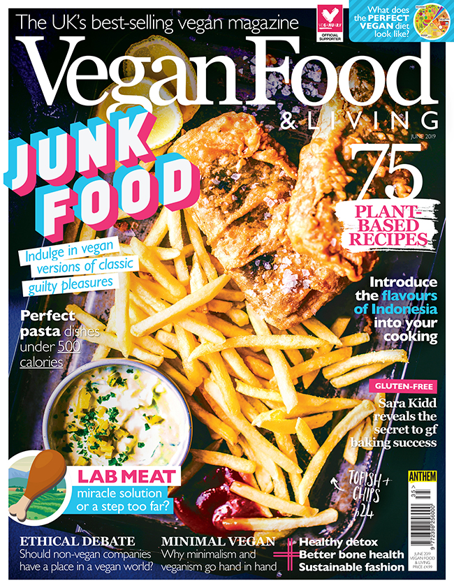 Vegan Food & Living June 2019