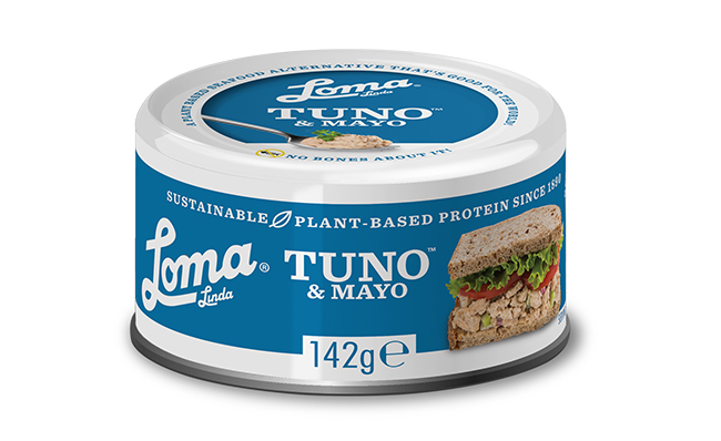 morrisons vegan tuna