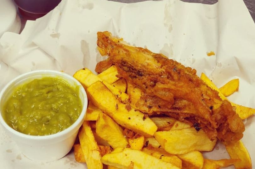 A Vegetarian Fish And Chip Shop Has Just Opened In Leeds