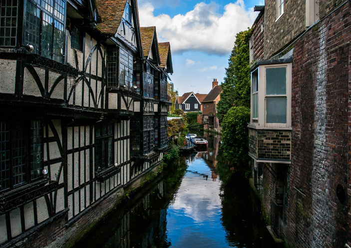 A vegan's guide to… Canterbury