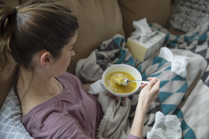 best foods to eat for flu