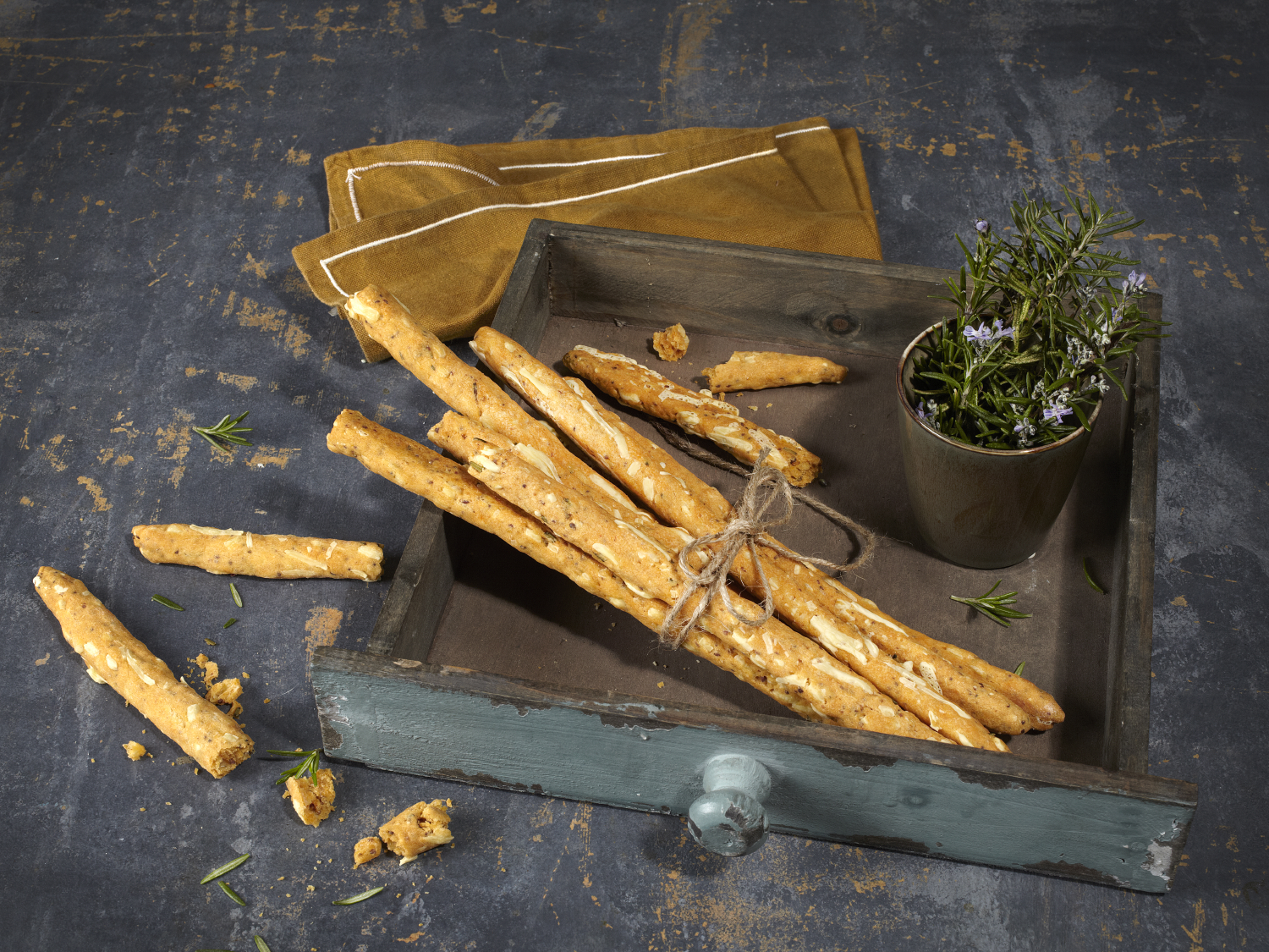 Vegan Breadsticks recipe