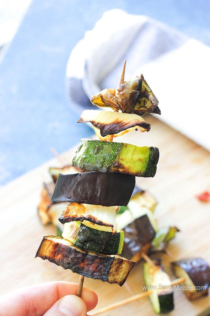 vegan kebab recipes