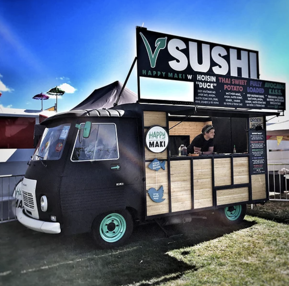 The Best Vegan Food Trucks And Stalls From Around The Uk