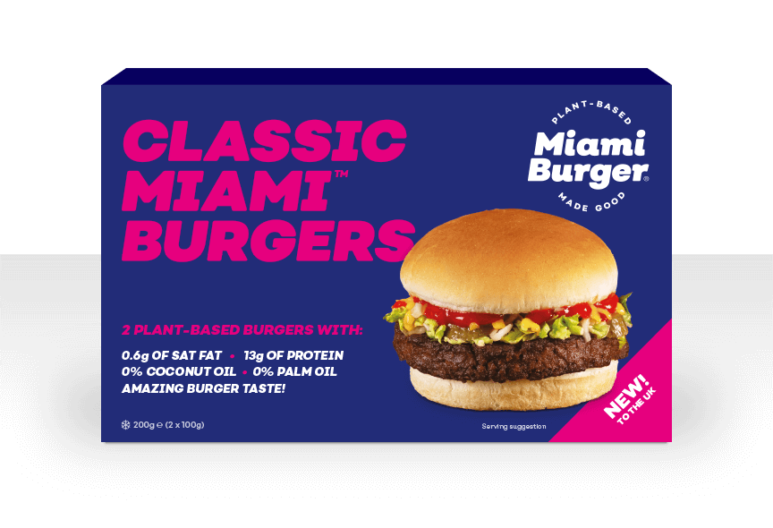 miami burger morrisons