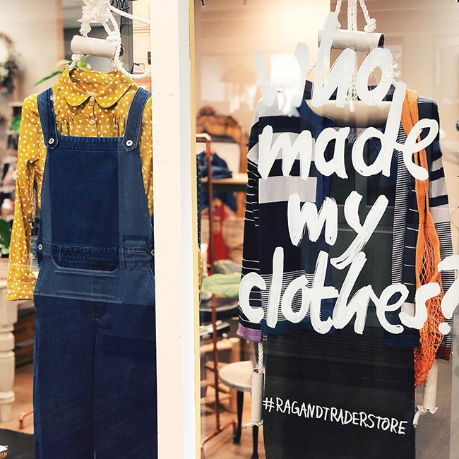 fast fashion revolution