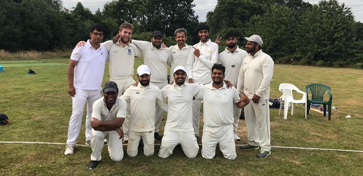 vegan cricket club