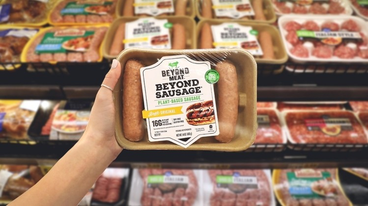 beyond sausage tesco