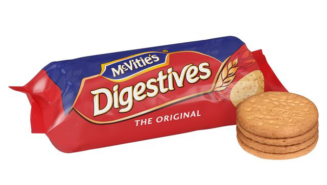 are McVities Digestives vegan
