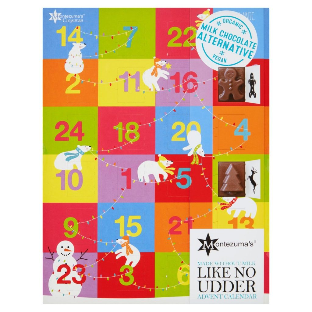 vegan advent calendars 2019