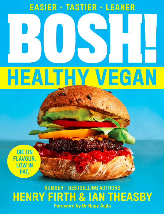 bosh healthy vegan cookbook